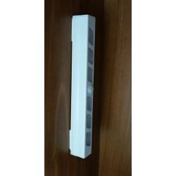 Réglette pour meuble SIM à Piles AAA led métal blanc avec détecteur ref CM6700103