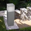 Cubik XXL grise/anthracite 90cm