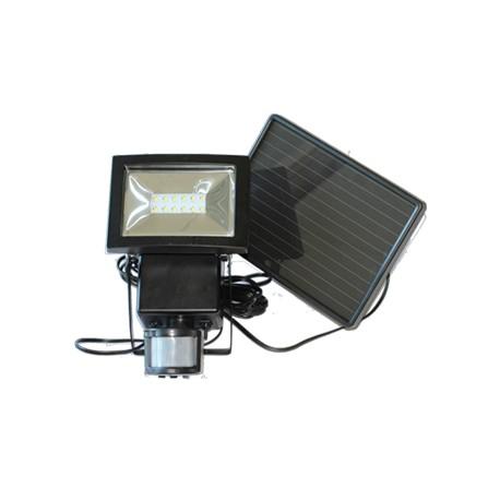 projecteur led solaire bienvenue d tecteur mouvement watt. Black Bedroom Furniture Sets. Home Design Ideas