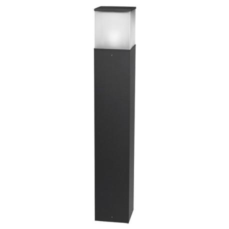 Borne Cubik XXL grise /anthracite 90cm