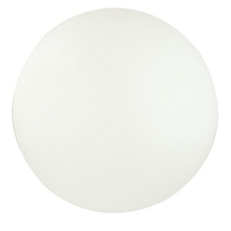 Boule lumineuse solaire LUNA medium 28cm