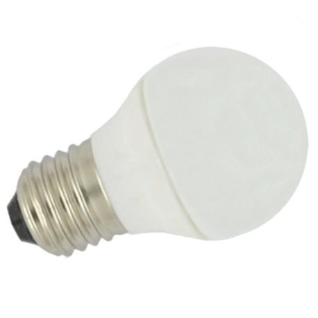 Ampoule LED - E27 - 6W - 240° - 520lm