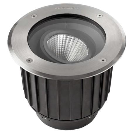 Encastré de sol LED inox 316l orientable GEA 16w 2034lm