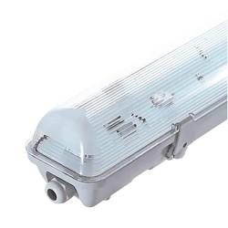 Réglette étanche LED 150cm T8 24W ~2300lm