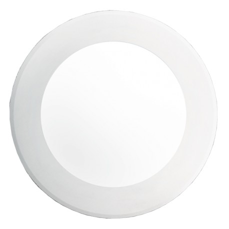 Plafonnier Applique Rond LED 20cm BERTINA 350lm blanc chaud