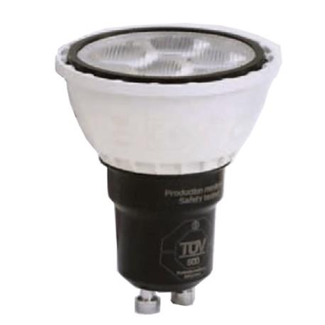 Ampoule LED - GU10 - 4.5W - 105° - 300lm - 3000k Fumagalli