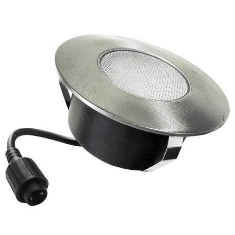 Balise LED blanc chaud à encastrer 9.6cm 65456 Easy Connect