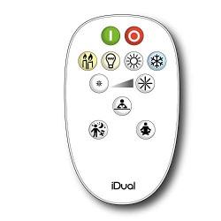 iDual Whites Télécommande