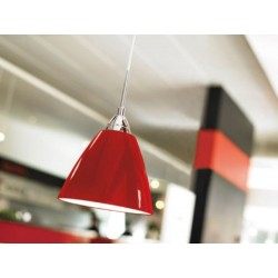 Nordlux - Mini Suspension PM READ Rouge 40w maxi