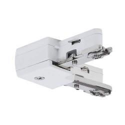 Paulmann 97649Système rail d'alimentation, métal blanc