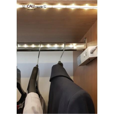 Strip led Souple adhésive rechargeable Lithium avec détection long 100cm LELIA CALI CPM3701160