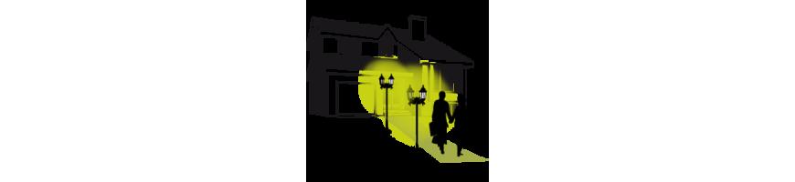 eclairage d 39 ambiance avec lampadaire. Black Bedroom Furniture Sets. Home Design Ideas
