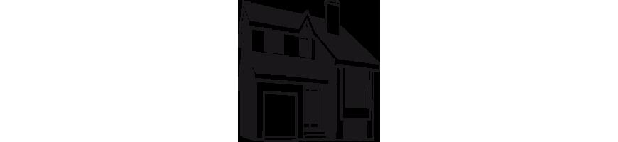 Clairage facade luminaires pour clairer facades de maison - Eclairage facade maison ...