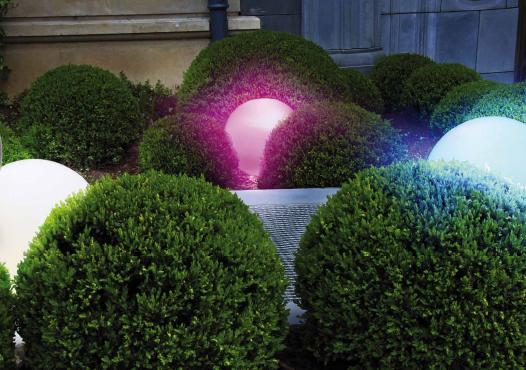 Des conseils pour vous aider choisir vos luminaires de jardin for Conseil pour le jardin