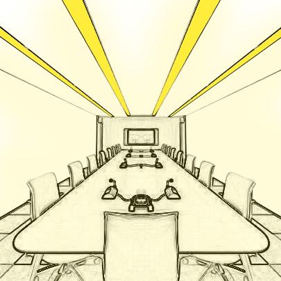 Eclairage salle de réunion et conférence