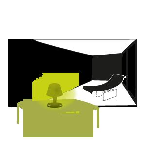 Conseil eclairage exterieur terrasse avec lampe de table for Luminaire de terrasse