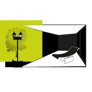 Conseil eclairage terrasse avec lampadaire exterieur for Lumiere exterieur sur pied
