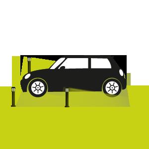 Conseil eclairage parking exterieur avec borne eclairage for Eclairage parking exterieur