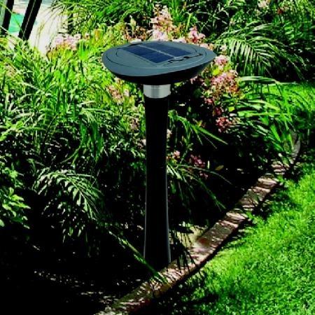 Fiche conseil installation pose borne lumineuse for Eclairage d un jardin