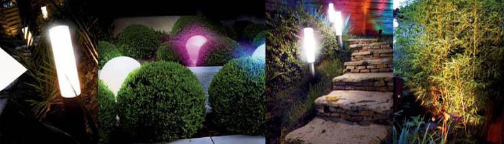 luminaire ext rieur eclairage de jardin terrasse light my place. Black Bedroom Furniture Sets. Home Design Ideas